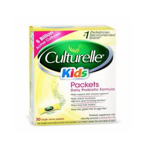 【香港直邮】Culturelle康萃乐儿童肠胃补助益生菌粉30小袋