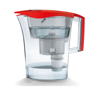 Laica莱卡超滤直饮壶净水壶J51-CC家用过滤自来水意大利进口过滤水壶