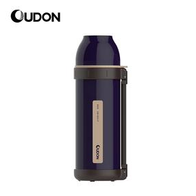OUDON贝西系列旅行壶OB-150A17(容量:1500ml;颜色:绀紫色;产品主体材质:304不锈钢(食品用)、塑件:PP(食品用)、密封圈:硅胶(食品用))