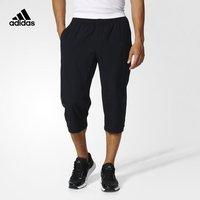 阿迪达斯官网 adidas 训练 男装 3/4裤 BK0982