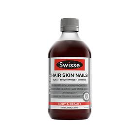 Swisse胶原蛋白液血橙精华 500ml