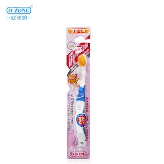 O-ZONE納米金兒童牙刷(2-9歲)1P *3