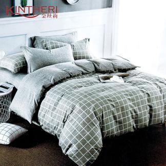 金丝莉 绿色时尚四件套 - 卡洛斯 1.8-2米床适用