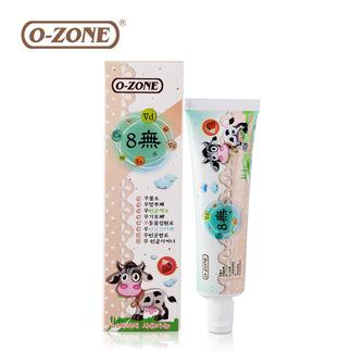 O-ZONE兒童牙膏(1-6歲)60g *3