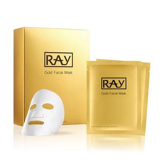 妆蕾泰国ray面膜女补水保湿收缩毛孔紧致提亮肤色改善暗沉
