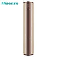 海信(Hisense)KFR-50LW/A8X620Z-A1(1P38)2匹变频空调圆柱柜机