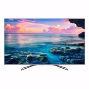 海信(hisense) HZ65U7E 65英寸 4K 智能 极地银 ULED 全面屏 电视