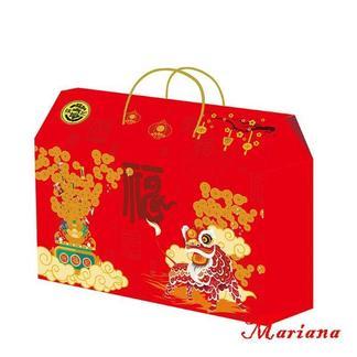 徐福记金玉满堂礼盒2161g 匠心制作,熟悉的味道一路相伴-金玉满堂礼盒2161g-其他