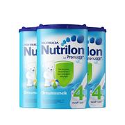 【3罐】【重庆保税】诺优能荷兰版 婴儿奶粉4段 1周岁以上 800克/罐 3罐装