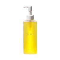 日本THREE赋活润养卸妆油185ml新款 温和卸妆改善暗沉