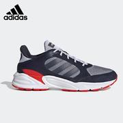 Adidas阿迪达斯男鞋2019秋新款90s VALASION休闲运动跑步鞋EE9897