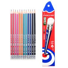 马可三角铅笔9001-2B*12支/盒【限中建三局采购,其他订单不发货】