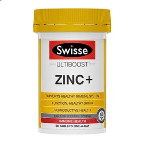 【澳洲直邮】Swisse斯维诗  复合维生素补锌片 60片(到手周期15-20个工作日)