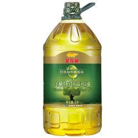 金龙鱼添加10%特级初榨橄榄油食用植物调和油5L