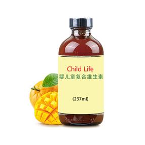 童年时光CHILDLIFE婴23种复合维生素237ml