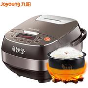 九阳(Joyoung) 铁釜预约IH加热电饭锅智能家用4L升升电饭煲 F-40T12