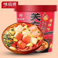 味滋源关东煮155g*3桶装速食即食肉丸酸辣粉丝方便懒人麻辣烫火锅