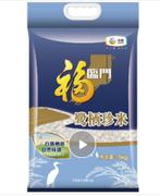 福临门鹭栖珍米5kg