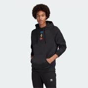 adidas阿迪达斯 REF/MET HOODY三叶草运动套头衫FS7348