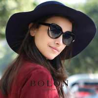【预售】BOLON暴龙女士时尚太阳镜 个性墨镜