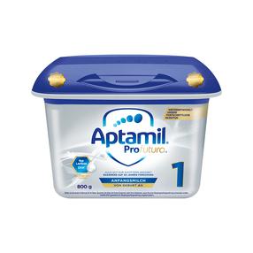 欧洲直邮德国爱他美/Aptamil婴幼儿配方奶粉 白金版1段 800g/罐