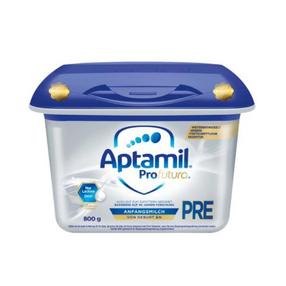 欧洲直邮德国爱他美/Aptamil婴幼儿配方奶粉 白金版pre段 800g/罐
