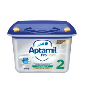 欧洲直邮德国爱他美/Aptamil婴幼儿配方奶粉 白金版2段800g/罐