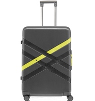 Samsonite/新秀丽X伦敦中央圣马丁顿合作款拉杆箱 几何设计时尚旅行箱 行李箱 GM1 CSM 拼接设计 大容装载 时尚简约