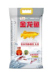 金龙鱼虾田香米5kg