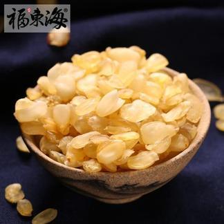 福东海 雪莲子皂角米云南双荚雪莲子可搭配桃胶雪燕120克