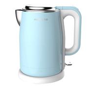 Joyoung/九阳 电热水壶开水煲食品级304不锈钢 1.7L K17-F5