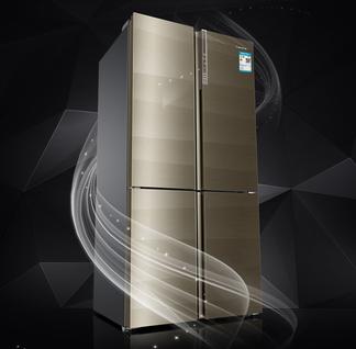 卡萨帝冰箱BCD-621WDCAU1风冷(自动除霜)布伦斯+【香槟金】