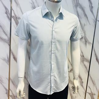 麦恩夏季男士商务衬衣
