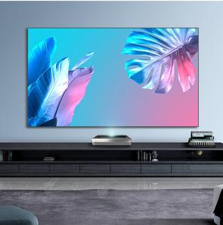 海信(Hisense)88L5 88英寸4K AI智能激光电视 3+32GB大内存 健康护眼