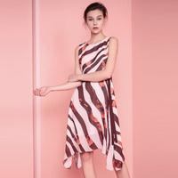 高詩婕(gvssjee) A型闊版設計 連衣裙 192464096-87
