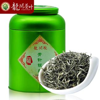 龙问号 滇绿茶  明前春茶 云南绿茶 特级 青针银丝 320克