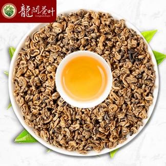 龙问号 凤庆 滇红茶 2019年 蜜香型 金曲红螺 红金螺茶 400克