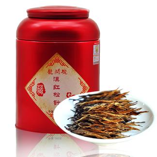 龙问号 凤庆 2019年滇红茶 大树松针 **58 一芽一叶 200克*2盒
