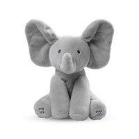 【KG】BABY GUND 菲比小象躲猫猫会唱歌