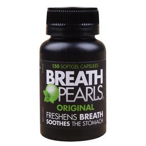 澳洲breathpearls口气清新珠150粒大