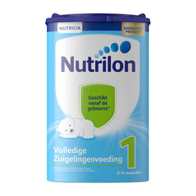 荷兰牛栏1段Nutrilon婴幼儿配方奶粉800g(21年5月30日效期)
