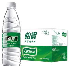 怡宝怡宝纯净水555ml*24瓶/箱