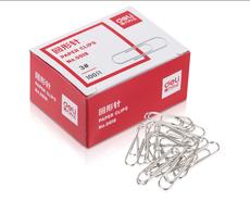 得力金属回形针3#,100枚/盒,10盒装(695954)