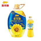 金龙鱼阳光葵花籽油5L    进口原料
