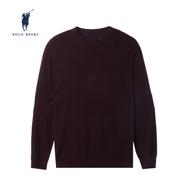 POLO SPORT 男式毛衫 G4B322017【仅 限自提】