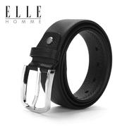 ELLE HOMME 男士皮质合金针扣腰带 EE184720715【仅 限自提】