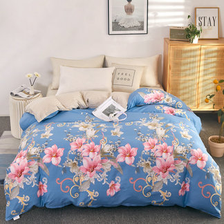 VIPLIFE全棉四件套 纯 棉被套床单被套床品套件【优雅系列】