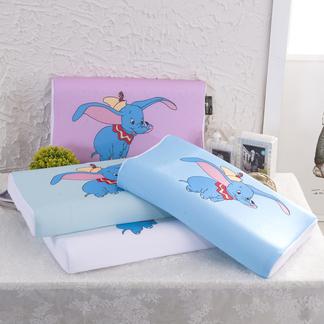 【儿童亲肤款】VIPLIFE儿童乳胶枕头 天鹅绒防螨家用乳胶枕芯护颈椎儿童枕