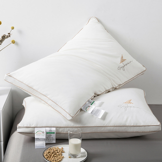 VIPLIFE高 端全棉防螨大豆乐享安睡枕