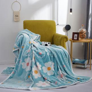 VIPLIFE休闲毛毯 柔软亲肤午睡毯家庭学生宿舍盖毯/床单/沙发毯